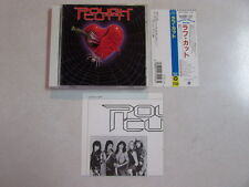 ROUGH CUTT S/T SELF TITLED JAPAN CD W/OBI FOREVER YOUNG SERIES WPCP-4026 HTF OOP