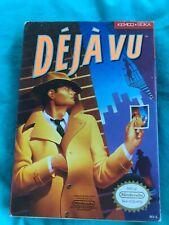Deja Vu (Nintendo Entertainment System) CIB NES A3