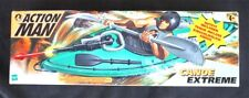 VINTAGE ACTION MAN (1998): CANOE EXTREME (CANOA). OUTFIT INCLUDED, BRAND NEW!