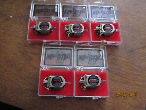 5x Pro Group 12 Motors Beuf Koford Red Fox Wing Scale Euro12 Box probox