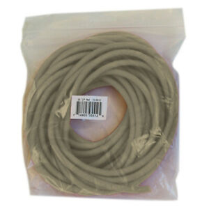 CanDo Low Powder Exercise Tubing-25' Rolls