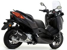 SILENCIEUX ARROW URBAN ALU DARK YAMAHA XMAX 125 2018 - 53073MI+53526ANN