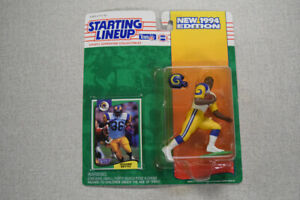 Jerome Bettis 1994 NFL Starting Lineup Action Figure BZ030
