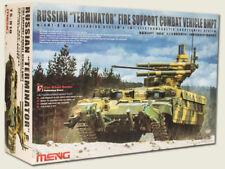 """Meng Model TS-010 1:35th échelle russe et """"TERMINATOR"""" appui feu combat"""