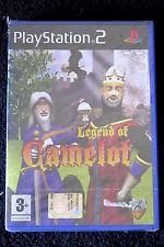 PS2 : LEGEND OF CAMELOT - Nuovo, sigillato ! Tanti giochi e attività !
