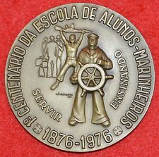 NAVY/ E.A.M. Sailors Students School 100 Years Bronze Medal/ Grupo nº 1 Armada
