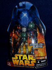 Star Wars: Revenge of the Sith AT-RT DRIVER Action Figure #54 Hasbro ROTS 2005