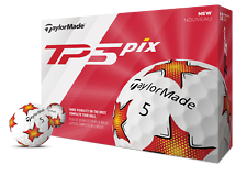 Nuevo 2019 Taylormade TP5 PIX Alta Visibilidad Pelotas De Golf-Pick 2, 4 o 6 docenas