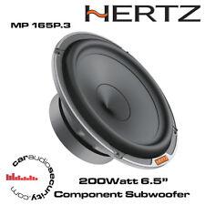 "Hertz Mille MP 165p.3 6.5"" 2Way componente Subwoofer 200 W"