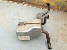 ETESIA HYDRO 80 RIDE ON MOWER PARTS SPARES BREAKING.....EXHAUST SYSTEM MANIFOLD