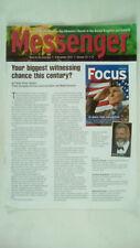 Messenger Magazine - The 7th Day Adventist Church UK Vol. 121 No. 22 Nov. 2016