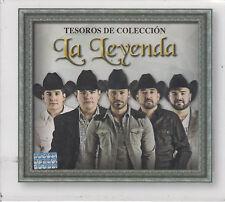 CD - La Leyenda NEW Tesoros De Coleccion 3 CD's FAST SHIPPING !