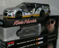 2016 KEVIN HARVICK #4 BUSCH BEER RAW 1/24 CAR#85/156 AWESOME FINISH CAR LOOK