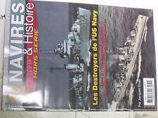 18$$ Rivista Navi & Histoire HS n°32 Cacciatorpediniere degli Stati Uniti