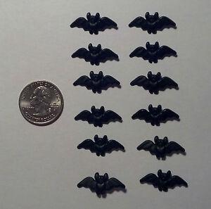 Dollhouse Miniature Halloween Bats set 12 1:12 One Inch Scale B13 Dollys Gallery