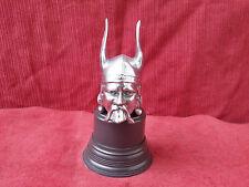 Rover Viking cabeza, mascota de coche, campana ornamento, Figura,