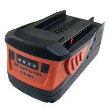 for HILTI 36V4.0 Ah Li-ion High Capacity RechargeableLithium Battery Volt TE 7 A