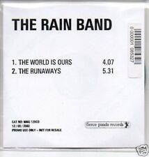 (561O) The Rain Band, The World is Ours - DJ CD