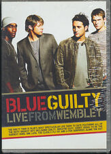 BLUE GUILTY - LIVE FROM WEMBLEY - DVD (NUOVO SIGILLATO)