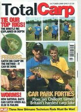 TOTAL CARP MAGAZINE - October 2000
