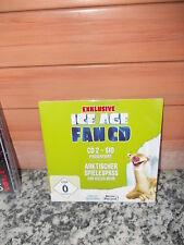 Exklusive ICE AGE Fan CD, CD2, SID Präsentiert: Artischer Spielespass und vieles