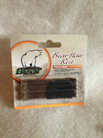 Bear Archery Hair Rest and Plate Recurve and Longbows