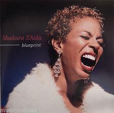 Shakura S'Aida - Blueprint (CD, 2006 Shakura S'Aida) Extremely RARE OOP MINT