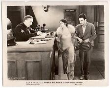 NORMA TALMADGE & GILBERT ROLAND 1929 Vintage Orig Photo actor actress