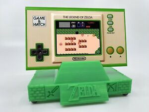 The Legend Of Zelda 35th Anniversary Nintendo Game and Watch Stand