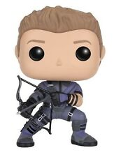 NO BOX Captain America 3 Civil War Hawkeye POP Vinyl FUNKO