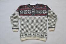 Norweger Women's Jumper Damen  Pullover Gr. 42/44 Wolle knitwear