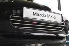 Mazda MX-5 NC 2005-2009  Edelstahl Kühlergrill  Kühlergitter Frontgrill 1-teilig