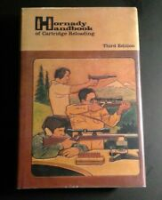 Hornandy Handbook of Cartridge Reloading, Third Ed. 1982 3rd printing
