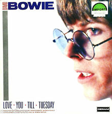 LP - David Bowie - Love You Till Tuesday (POP ROCK) HOLLAND EDIT.1984 MINT*NUEVO