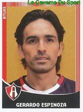 049 GERARDO ESPINOZA MEXICO FC.ATLAS GUADALAJARA PRIMERA DIVISION 2010 PANINI