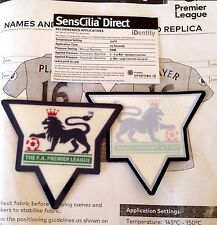 1996-2003 EPL PREMIER LEAGUE Soccer Football Badge Patch Set