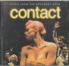BRAND NEW FACTORY SEALED CD Contact - Musical  - CD (RCA Victor 2001 U.S.A.)