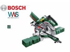 Bosch Kapp- u. Gehrungssäge mit Zug- u. Dualbevel Funktion PCM 8 SD Neu und OVP!