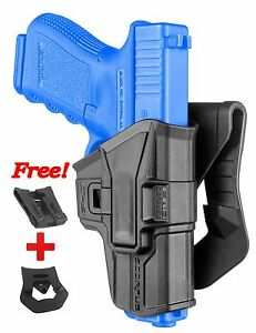 G-9S SCORPUS® FAB Swivel Holster Glock 9MM 17 18 19 22 23 25 31 32 34 35 37 38