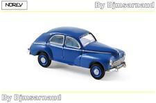 Peugeot 203 de 1954 Bleue  NOREV - NO 472371 - Echelle 1/87