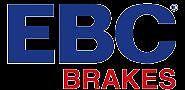 PARA MOTO GUZZI 750 Breva ie 3 Radios Metálico Rueda 03>11 EBC Disco De Freno