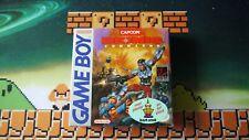 ☢ Bionic Commando Nintendo Gameboy Classic CIB OVP BOXED game spiel jeu juego ☢