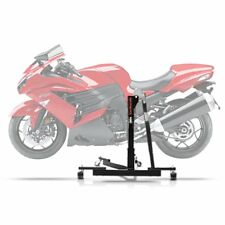 Soporte central constands Power evo Kawasaki ZZR 1400 06-17 negro
