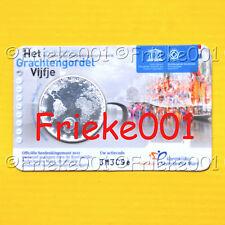 Nederland - Pays-Bas - 5 euro 2012 in blister.(Grachtengordel)