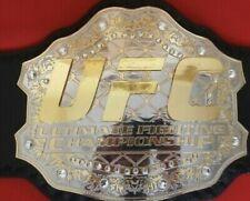 UFC Ultimate Fighting Championship Wrestling Belt Replica Adult Size (2mmPlates)