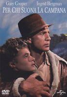Cooper, Bergman - Per Chi Suona La Campana DVD