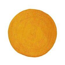 Tapis ronds pour la maison, en 100% coton