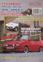 Performance Ford magazine 12/1992 Vol.6, No.8