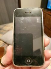 New listing Apple iPhone 1st Generation - 16Gb - Black (At&T) A1203 (Gsm)