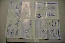 P123 gi joe blueprint dutch french tomahawk